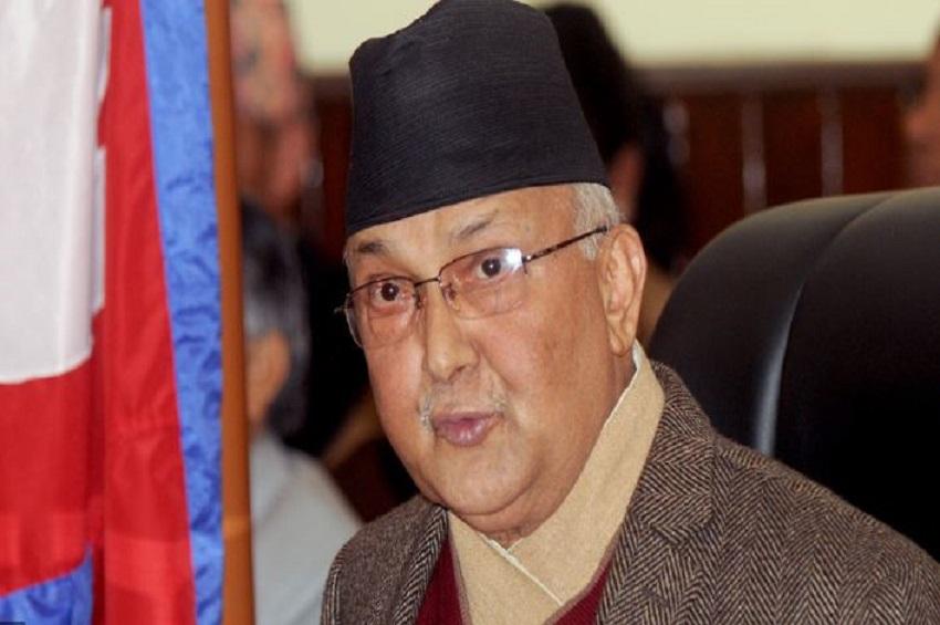 नेपाली PM ओली की मुश्किलें बढ़ीं, PM व पार्टी प्रमुख दोनों पद दांव पर