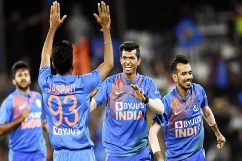 आखिरी मैच भी नहीं बचा पाए कीवी टीम इंडिया 5-0 से सूपड़ा साफ किया