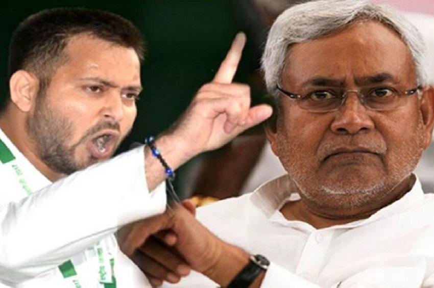तेजस्वी यादव ने VIDEO शेयर कर CM नीतीश कुमार पर साधा निशाना